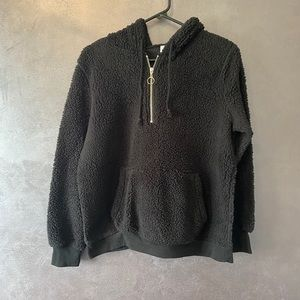 No Boundaries Black Pullover Sweater XL